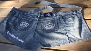 Jeans förkläde 1