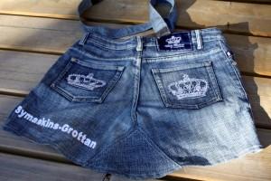 Jeans förkläde 2